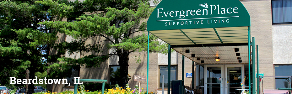 Beardstown, Illinois | Evergreen Place Supportive Living