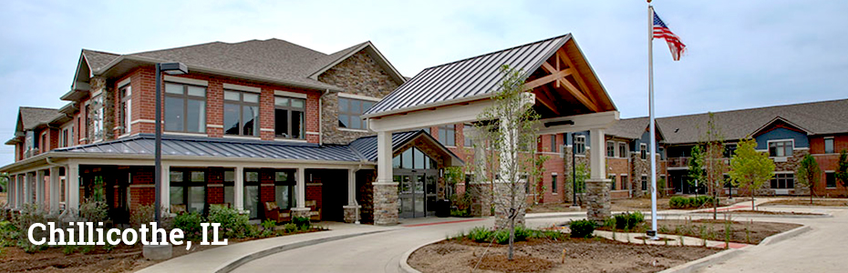 Chillicothe, Illinois | Evergreen Senior Living