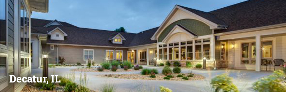 Decatur, Illinois | Evergreen Senior Living
