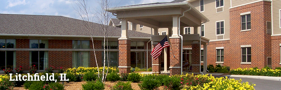 Litchfield, Illinois | Evergreen Place Supportive Living