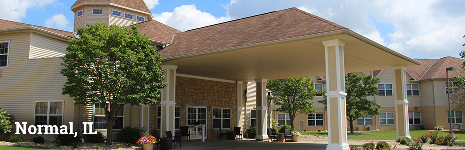 Normal, Illinois | Evergreen Place Assisted Living