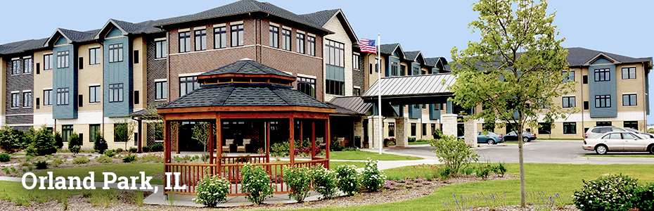 Orland Park, Illinois | Evergreen Senior Living