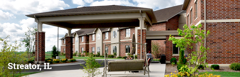 Streator, Illinois | Evergreen Place Supportive Living