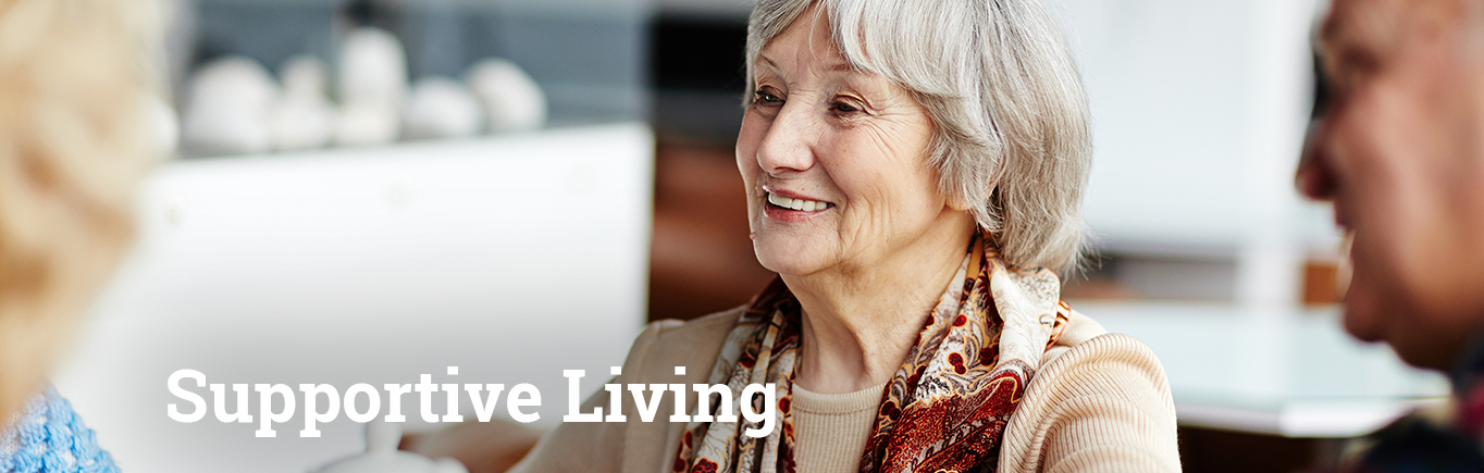 Evergreen Senior Living - Supportive Living
