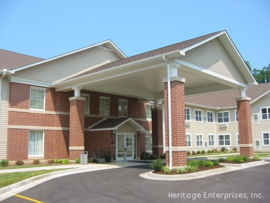 Entrance | Evergreen Place - Alton, Illinois