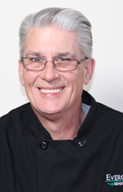 Mark O'Connell, Culinary Service Coordinator