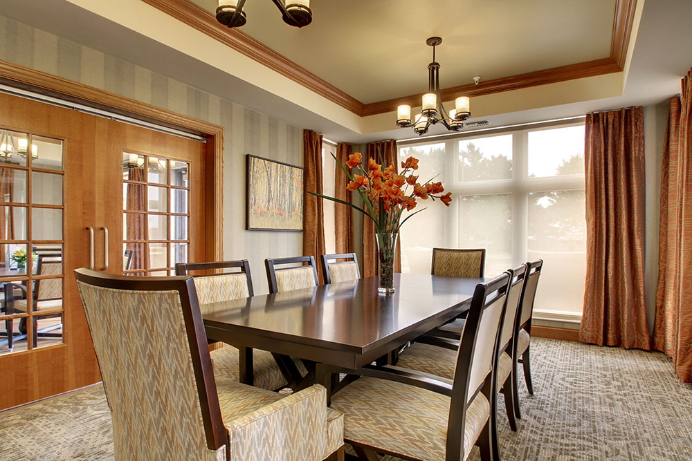 Dining Room | Evergreen Senior Living - Chillicothe, Illinois