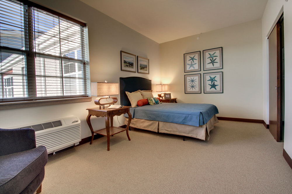 1 Bedroom Apartment | Evergreen Crossing - Indianapolis, Indiana