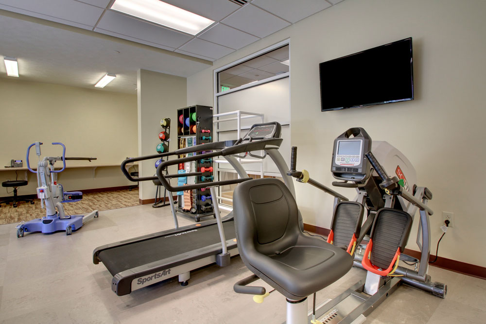 Fitness Center | Evergreen Crossing - Indianapolis, Indiana