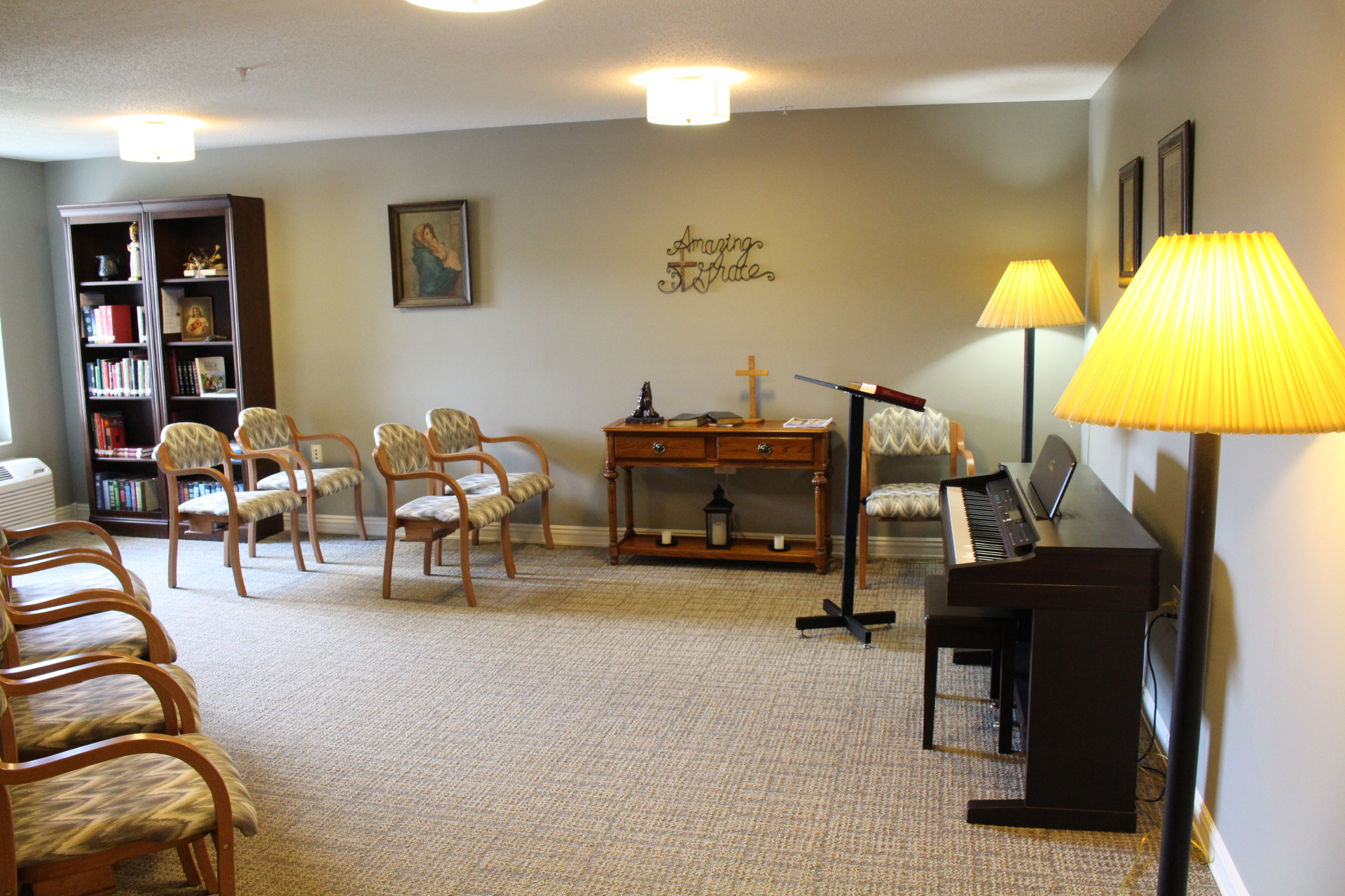 Music Room | Evergreen Place - Normal, Illinois