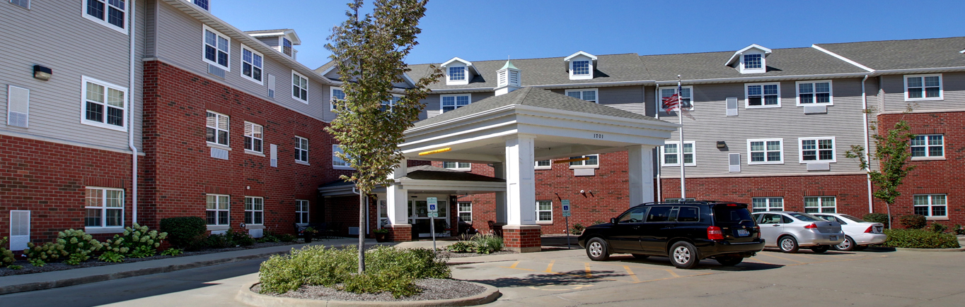 Normal, Illinois | Evergreen Village Supportive Living